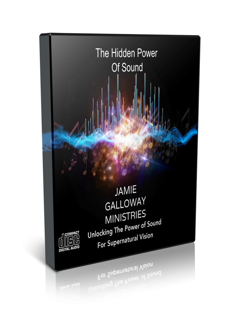 The Hidden Power Of Sound. CD. image