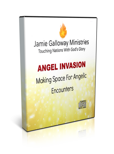Angel Invasion. CD image