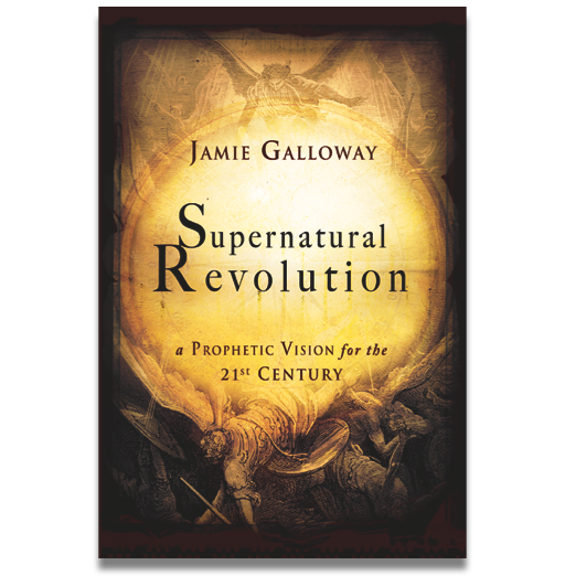 Book-Supernatural Revolution image
