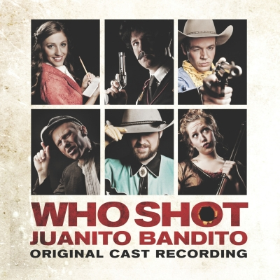 Who Shot Juanito Bandito Digital CD (MP3 Download) image