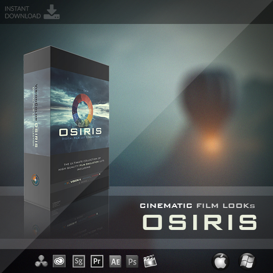 OSIRIS Film Emulations image
