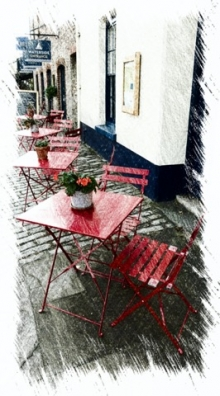 The Red Tables