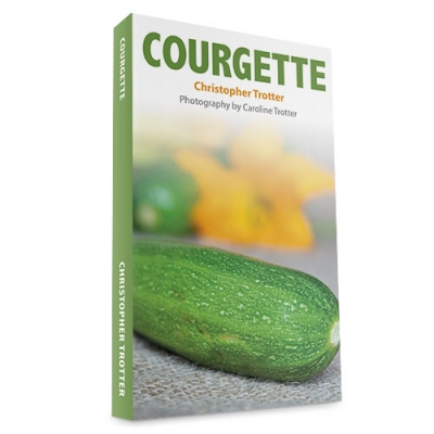 Courgette Paperback by Christopher Trotter (signed copy) image