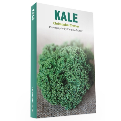 Kale Paperback by Christopher Trotter (signed copy) image