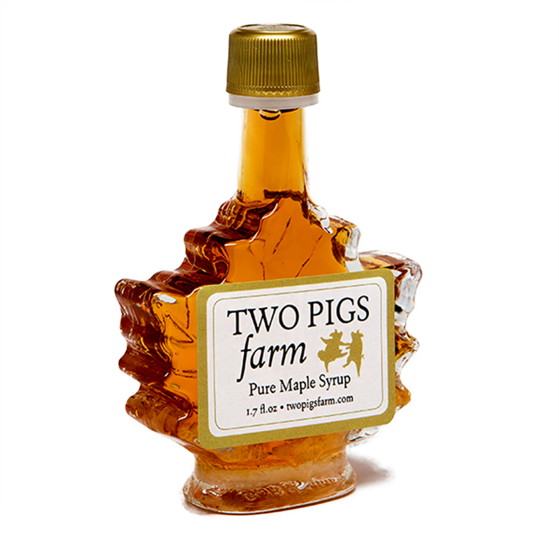 1.75 Ounce Two Pigs Farm Maple Syrup